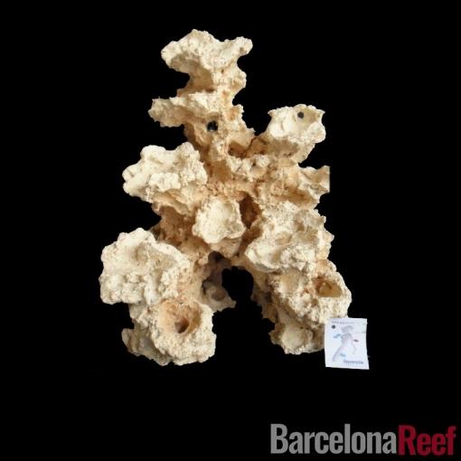 Roca Aquaroche Estructura 17 para acuario marino | Barcelona Reef