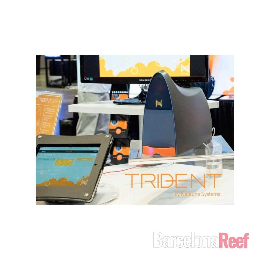 Trident Automated water testing Neptune