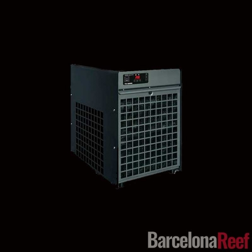 Sistema de frío profesional Teco TK3000 para acuario marino | Barcelona Reef
