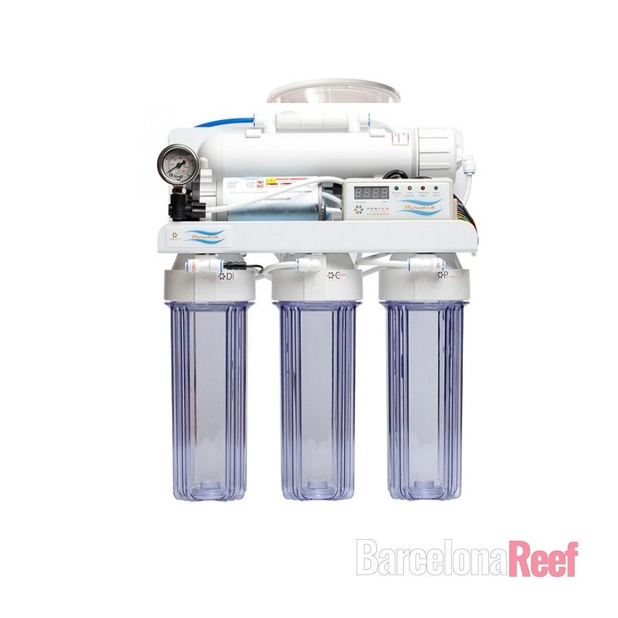 Sistema de osmosis inversa Puratek Deluxe 100 GPD