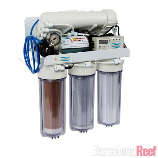 Puratek Deluxe 200 GPD RO/DI SYSTEM para acuario marino | Barcelona Reef