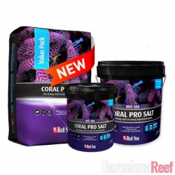 Sal Red Sea Coral PRO
