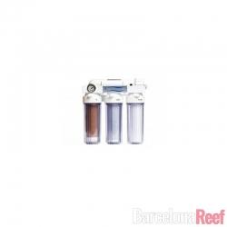 Sistema de osmosis inversa Puratek 100 GPD (4 etapas)