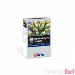 Comprar Kit de repuesto para test de Alcalinidad Red Sea online en Barcelona Reef