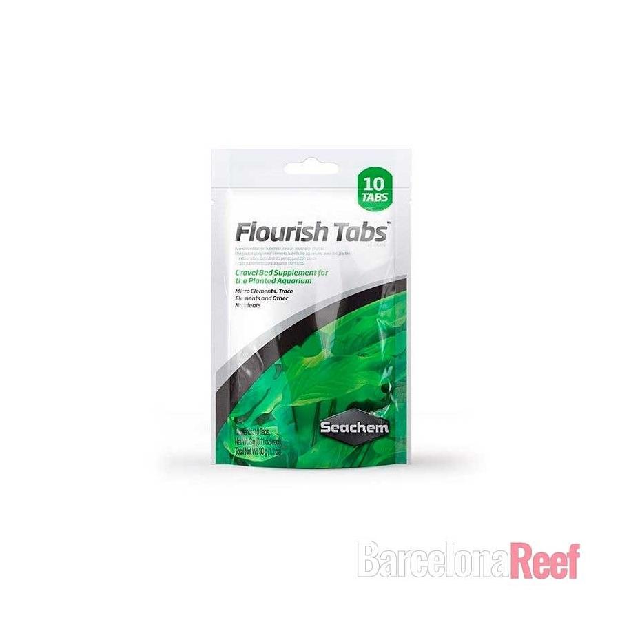 Abono para plantas Flourish Tabs Seachem