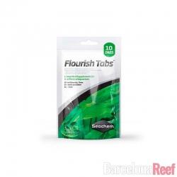 Abono para plantas Flourish Tabs Seachem para acuario marino | Barcelona Reef