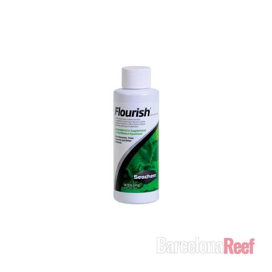Abono líquido para plantas Flourish Seachem