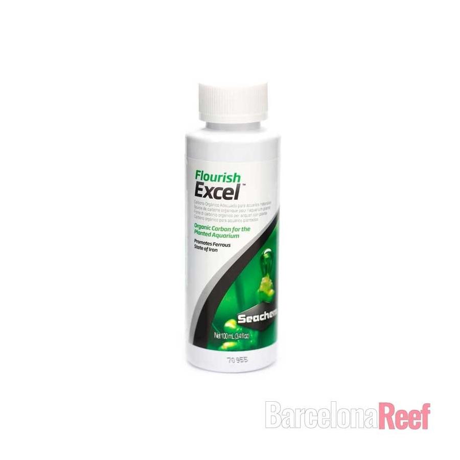 Abono para plantas Flourish Excel de Seachem