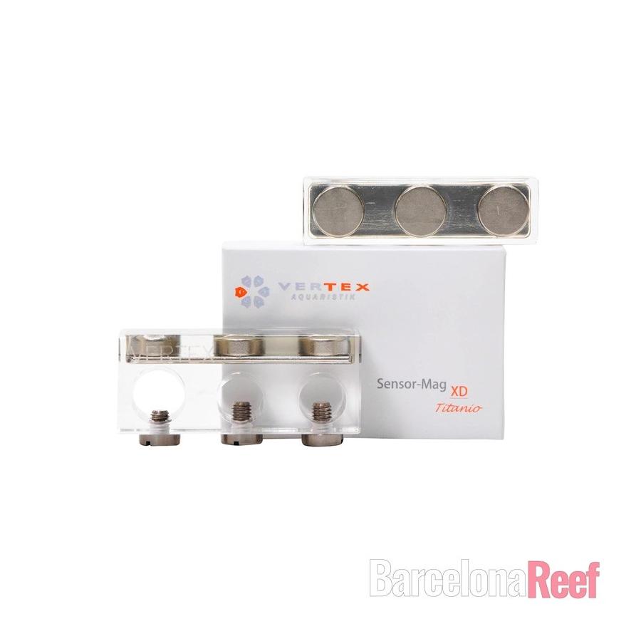 Soporte magnético Vertex Titanio XD