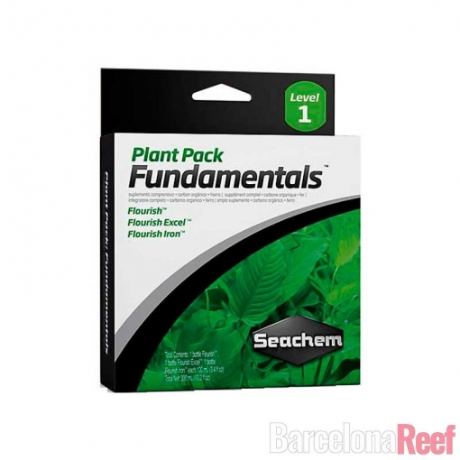 Plant Pack Fundamental Seachem para acuario marino | Barcelona Reef