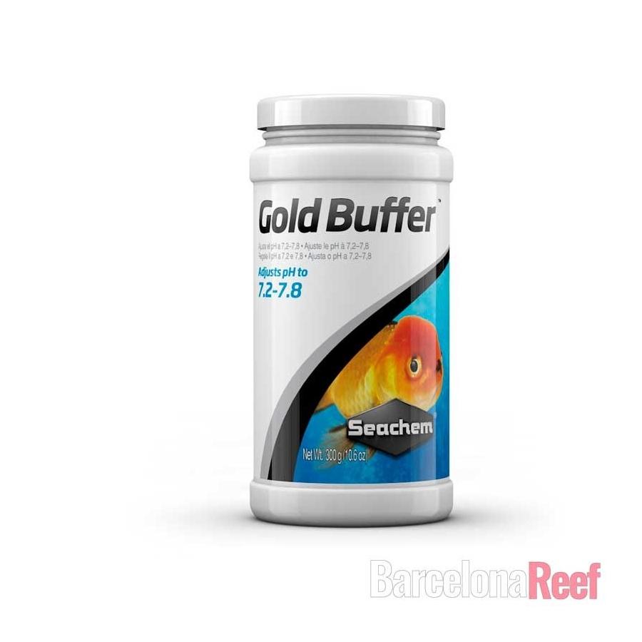 Gold Buffer Seachem