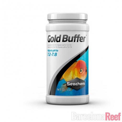 Gold Buffer Seachem para acuario marino | Barcelona Reef