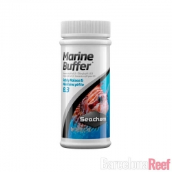 Comprar Marine Buffer 50 gr Seachem online en Barcelona Reef