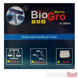 BioGro Marine 1.2.3 para acuario marino | Barcelona Reef