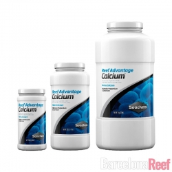 Comprar Reef Calcium Seachem online en Barcelona Reef