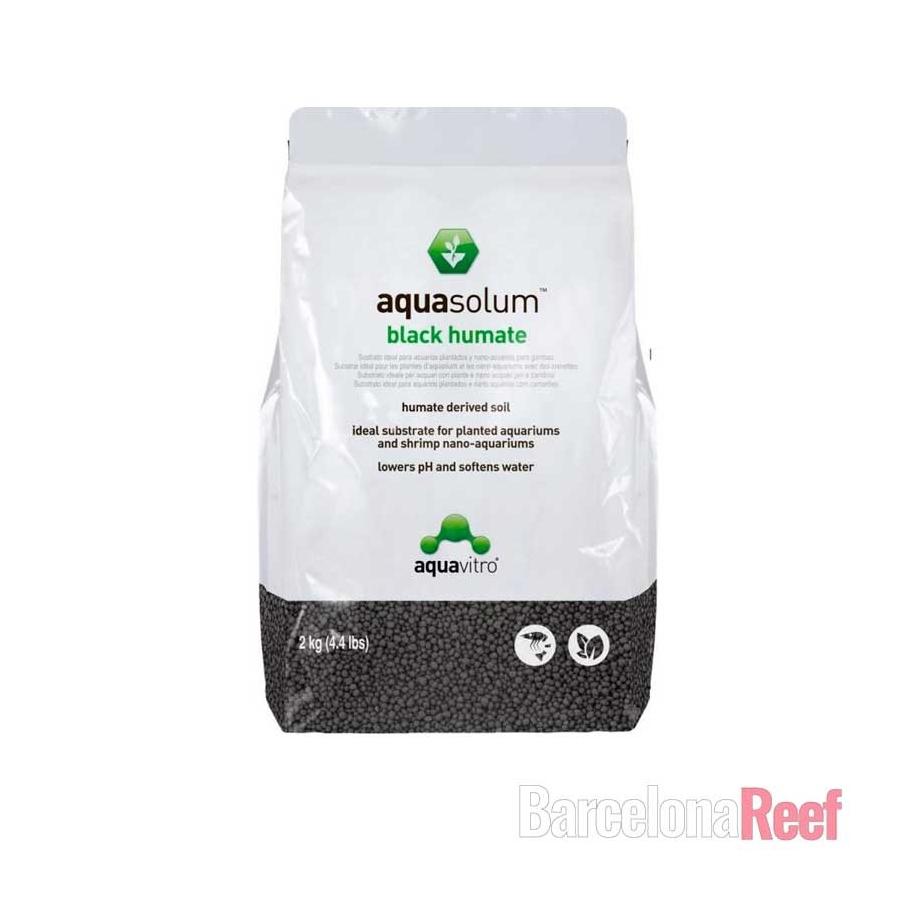 Aquasolum Black Humate 2 Kg (gamba Y Planta)