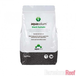 Comprar Aquasolum Black Humate 2 Kg online en Barcelona Reef