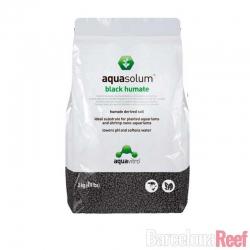 Aquasolum Black Humate 2 Kg (gamba Y Planta) para acuario marino | Barcelona Reef