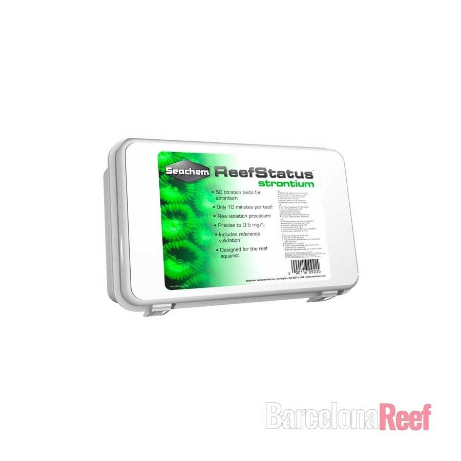 Reef Status Strontium Seachem
