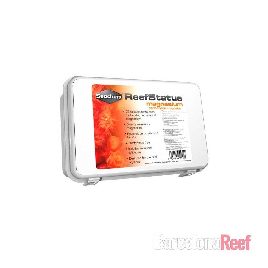 Reef Status Magnesium, Carbonato y Borato