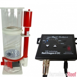 Comprar Skimmer Mini Bubble King 160 with Red Dragon Royal Exclusiv online en Barcelona Reef