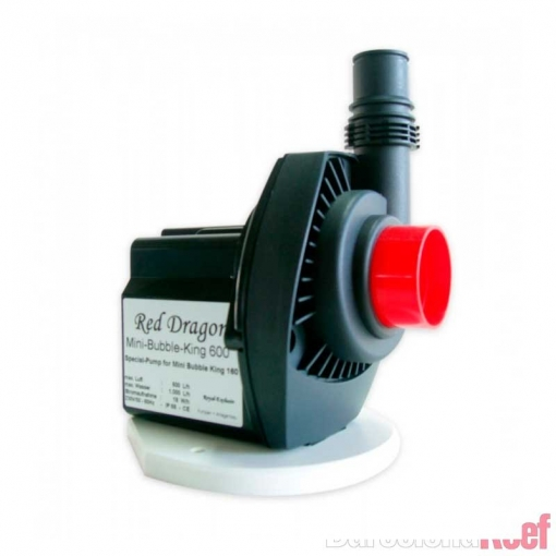 Bomba de skimmer Mini Bubble King 1000 VS09 Royal Exclusiv para acuario marino | Barcelona Reef