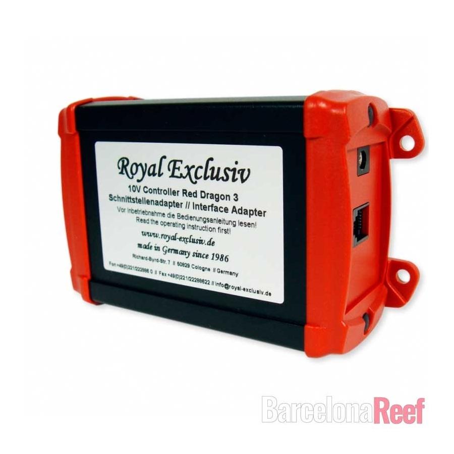 Controlador 10v para Red Dragon Royal Exclusiv