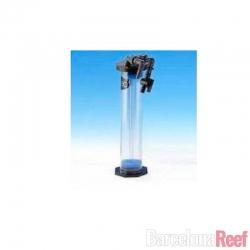 Filtro de lecho fluído Deltec FR 1020 para acuario marino