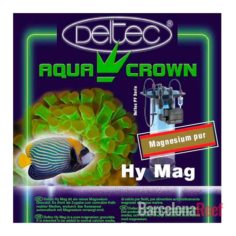 copy of Aqua Crown Hy Carb Special Deltec