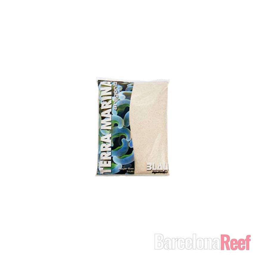 Sustrato para marino Terra Marina de Blau Aquaristic