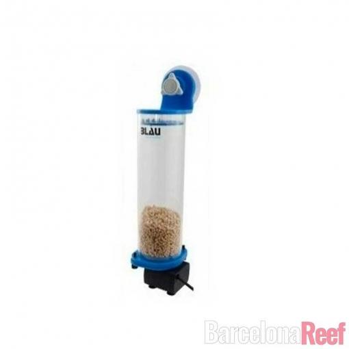 Reactor de lecho fluido biopellets FR-110 Blau Aquaristic para acuario marino   Barcelona Reef