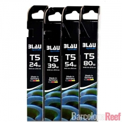 Tubos Fluorescentes T5HO High Blue para acuario marino | Barcelona Reef