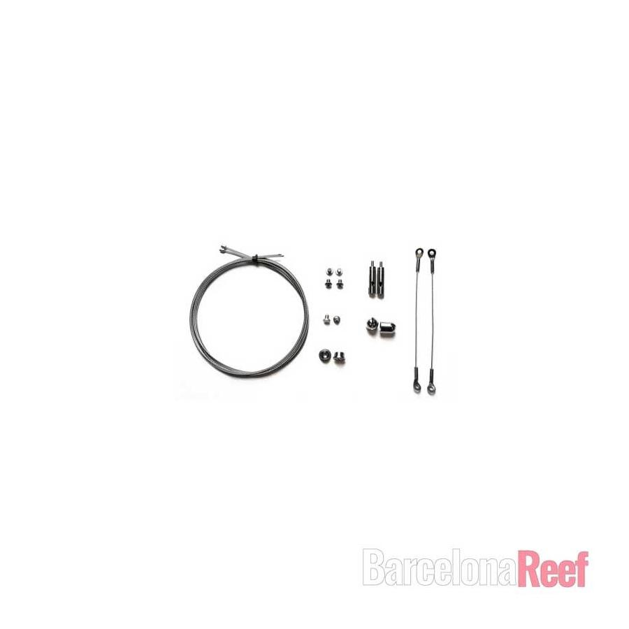 Cables de acero para colgar la pantalla Lumina