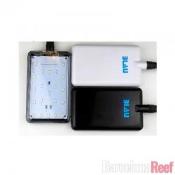 Pantalla Nano LED Light Blau Aquaristic