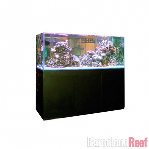 Acuario Gran Cubic de Blau Aquaristic (solo urna) para acuario marino | Barcelona Reef