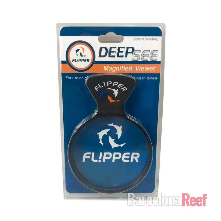 Lupa Flipper DeepSee