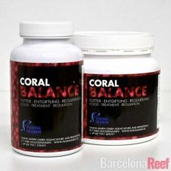 Alimento Coral Balance  Fauna Marin para acuario marino   Barcelona Reef