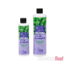Comprar Ultra Color Elements Green / Blue Fauna Marin online en Barcelona Reef