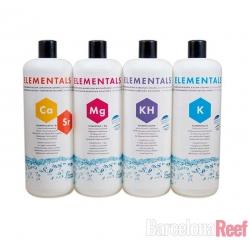 Elementals Mg Fauna Marin