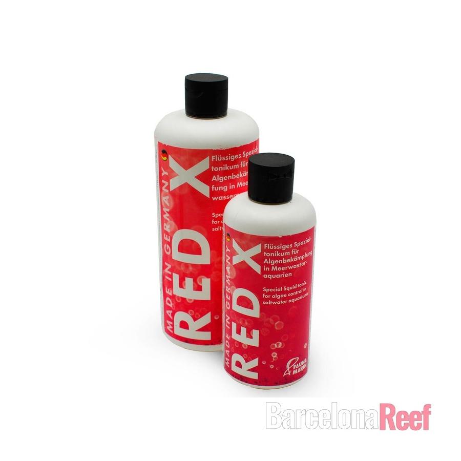 Red X Fauna Marin