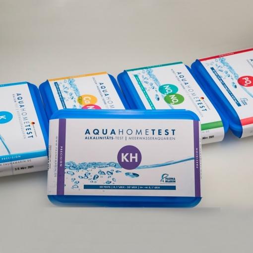 Test de kH AquaHome Fauna Marin para acuario marino | Barcelona Reef