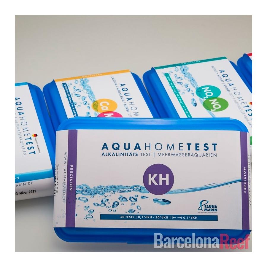 Test de Ca y Mg AquaHome Fauna Marin