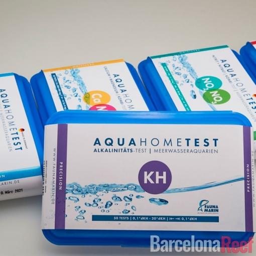 Test de Ca y Mg AquaHome Fauna Marin para acuario marino | Barcelona Reef