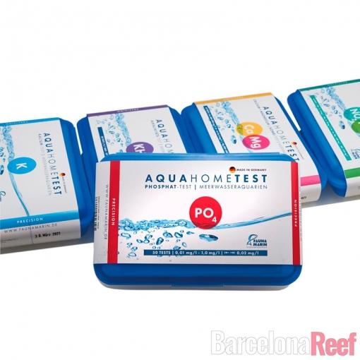Test de Po4 AquaHome Fauna Marin para acuario marino | Barcelona Reef