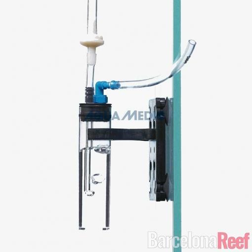 Válvula cuenta gotas metálica Aquamedic para acuario marino | Barcelona Reef