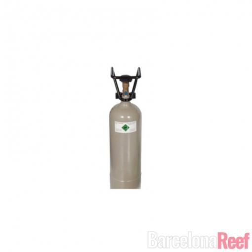 Botella CO2 2kg Aquamedic para acuario marino | Barcelona Reef