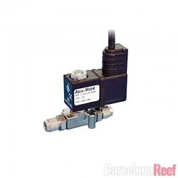Válvula solenoide para gas Aquamedic