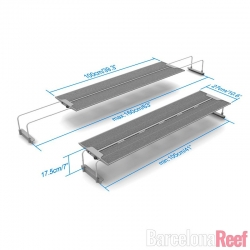 Comprar Pantalla LED MaxSpect R420R-115 para agua dulce online en Barcelona Reef