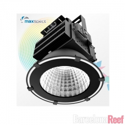 Foco LED Maxspect Floodlight 150 W. para acuario marino | Barcelona Reef