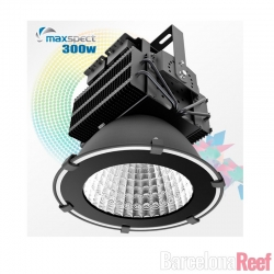 Foco LED Maxpect Floodlight 300 w. para acuario marino | Barcelona Reef